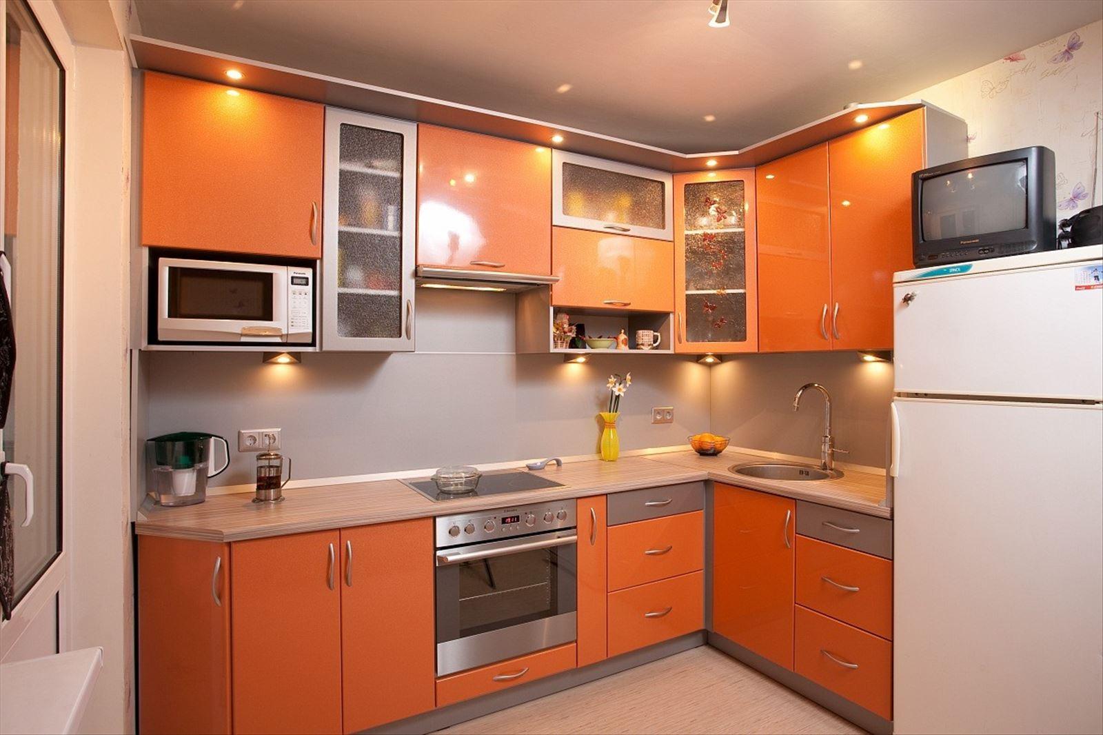 Небольшая кухня на заказ в санкт-петербурге. небольшие кухни.